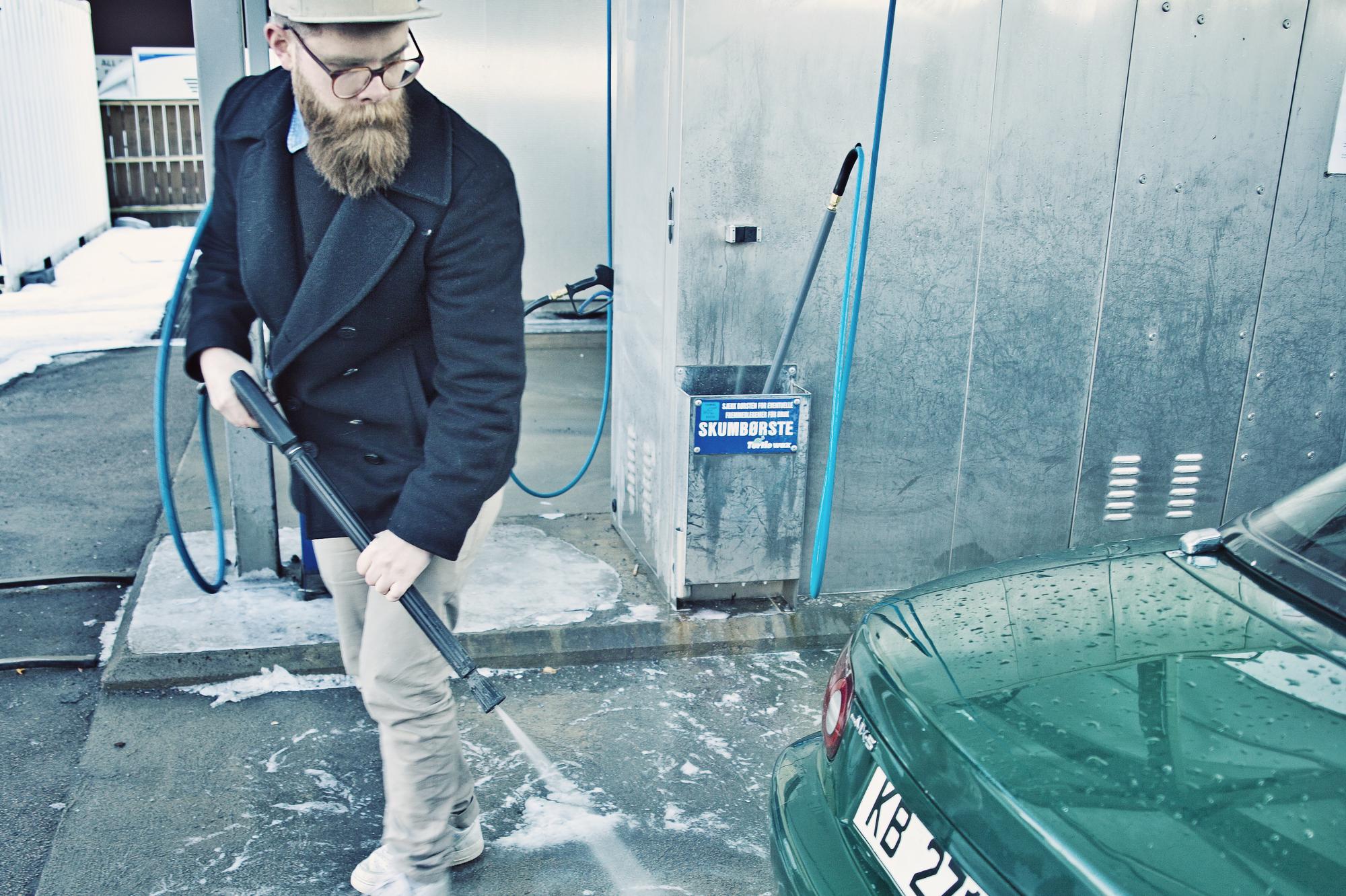 Annonsørinnhold: Slik tar du vare på bilen i vinterværet